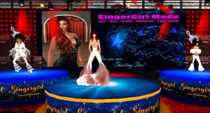 6pm - 8pm PT - SingerGirl LIVE at The Romance Garden