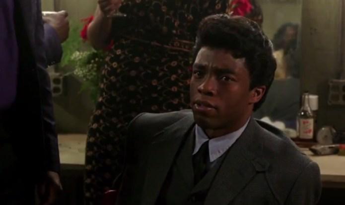 Fresh Look: Chadwick Boseman In 'Get On Up,' James Brown Biopic, Trailer 2  - Singersroom.com