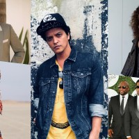 "Bruno Mars Taps Boys II Men, Charlie Wilson, Ciara, and Ella Mai For  ""24K Magic World Tour"""
