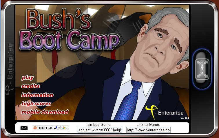 bush-boot-camp