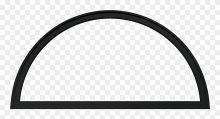 Top Semi Circle