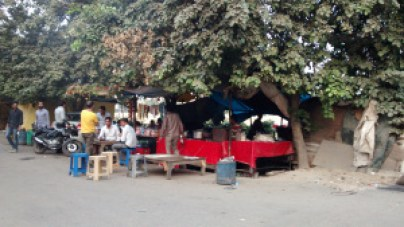 Chai Stall 1