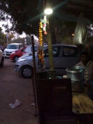 Chai stall 2