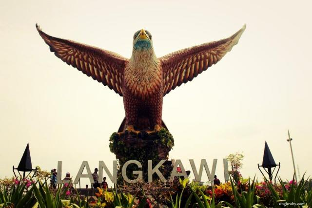 This was huge. A very important spot in Langkawi Tourism.
