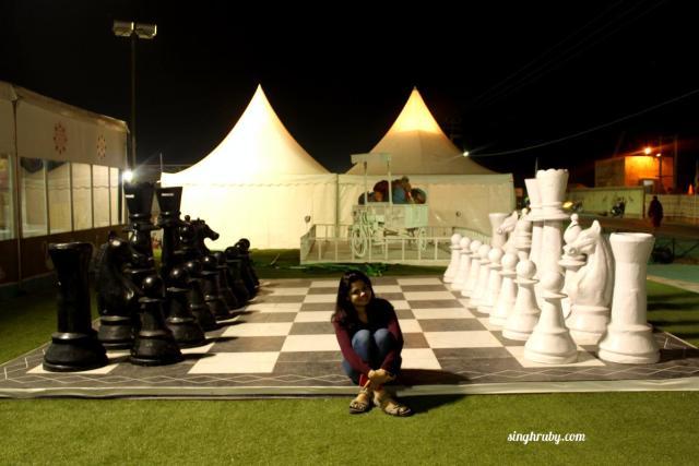 Chess at Rann City