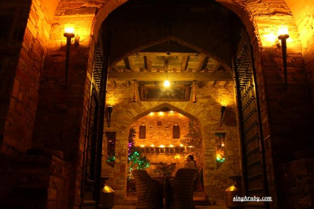 Entry gate of Dadhikar Fort