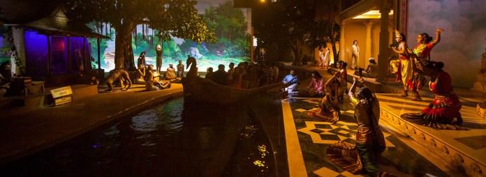 Sanskruti Darshan-Cultural Boat Ride