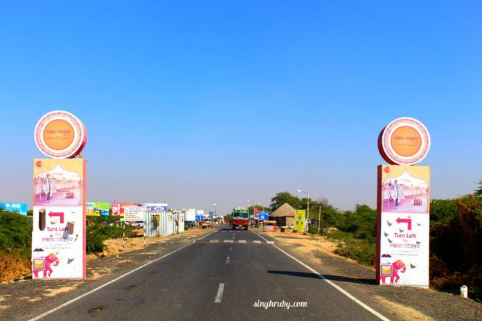 Welcome to Rann Utsav