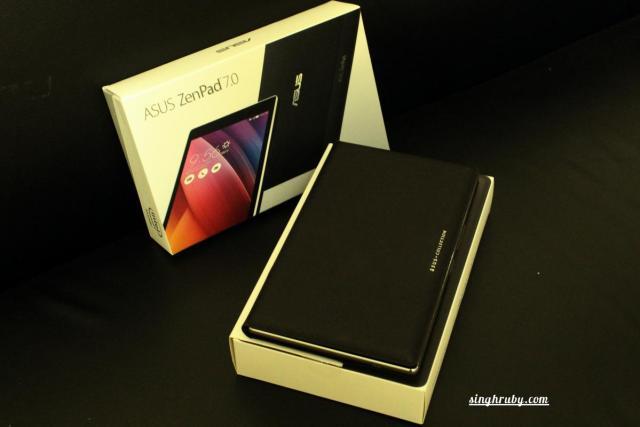 unboxed Asus ZenPad 7.0