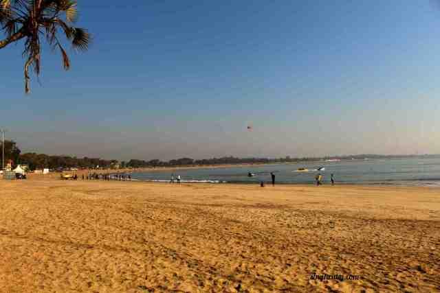 Beach View at Fest De Diu