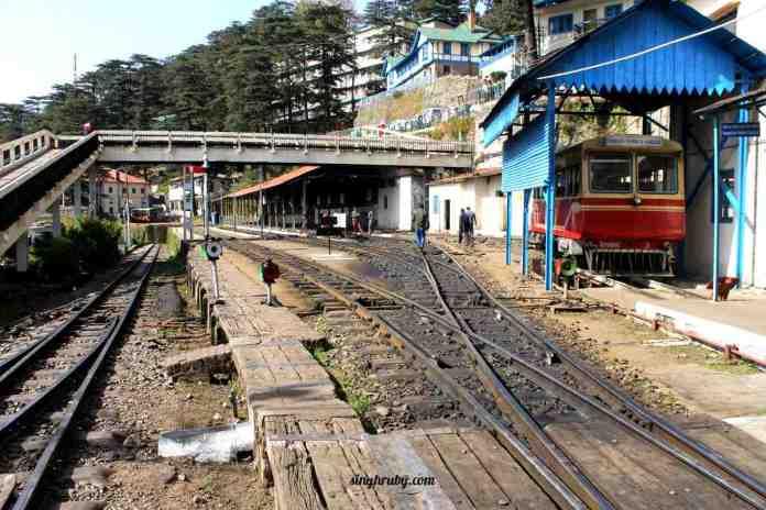 Extensive Rail Network