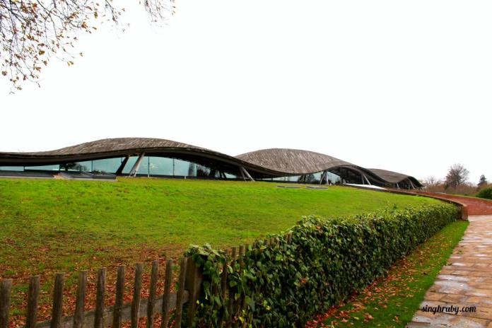 The Savill Building at Windsor Great Park