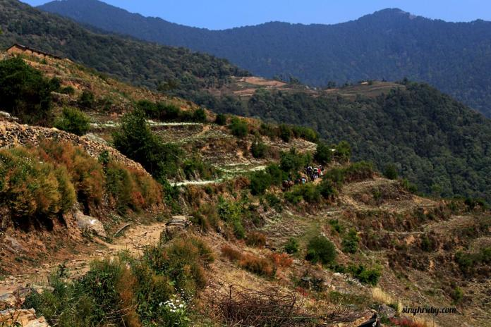 Towards Khatiyan Base Camp