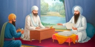 Guru_Arjan_and_Bhai_Gurdas