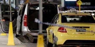 Taxi-melbourne-airport-crash