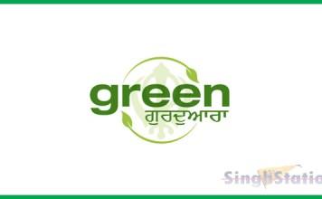 going green in Gurdwara