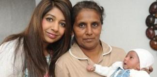 zeenat-gives-birth-at-home