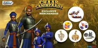 chaar-sahibzaade-merchandise