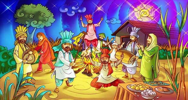 Lohri-gurmat or tradition