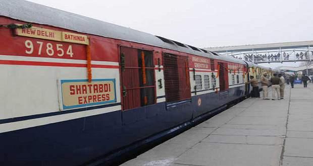 bathinda-delhi shatabdi-express