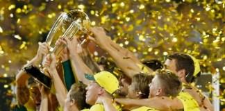 australia wins world cup