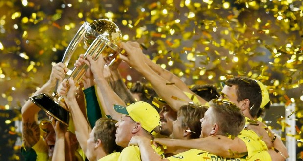 australia wins world cup