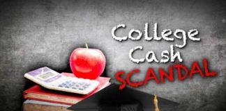 college fraud