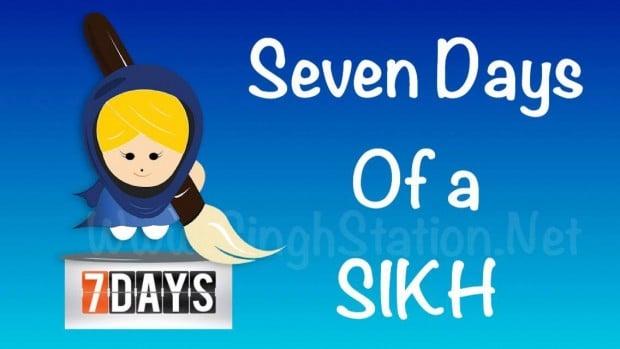 seven days of sikh