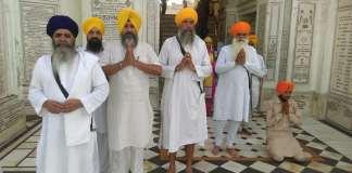 Bhai Mohakam Singh parallel Address
