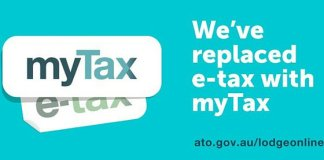 ATO replaces e-Tax with myTax