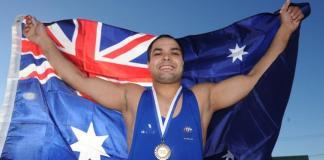 Wrestler Vinod Kumar