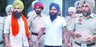 sikh youth surrender