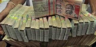 indian money swiss bank