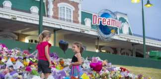 dreamworld River Rapids ride