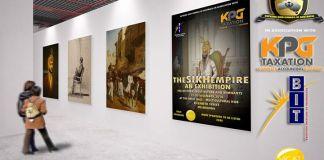 Sikh empire exhibition