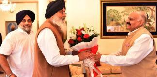 Punjab CM Badal resigns