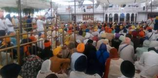 Sangat-at-Akal-Takht-Sahib-6-June-2017