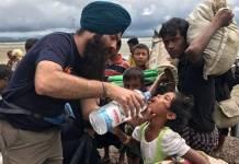 Khalsa aid rohingya