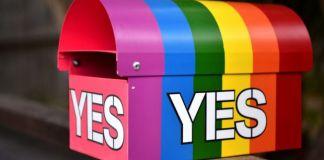 australia same sex marriage survey yes