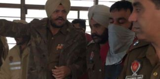 jagtar singh johal judicial custody