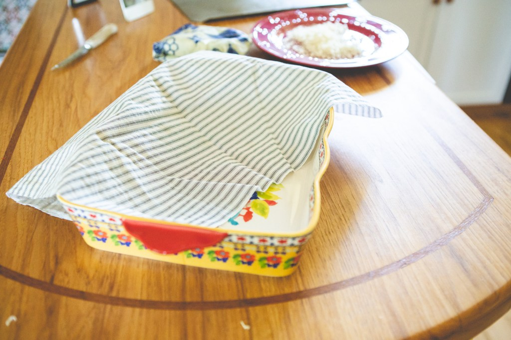Reduce Plastic, DIY Beeswax Wrap · Singing A New Song