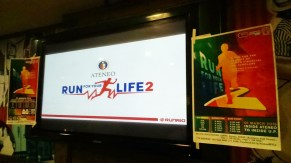 Run for your Life 2 will happen on March 1, 2015, Ateneo University Quezon City Campus