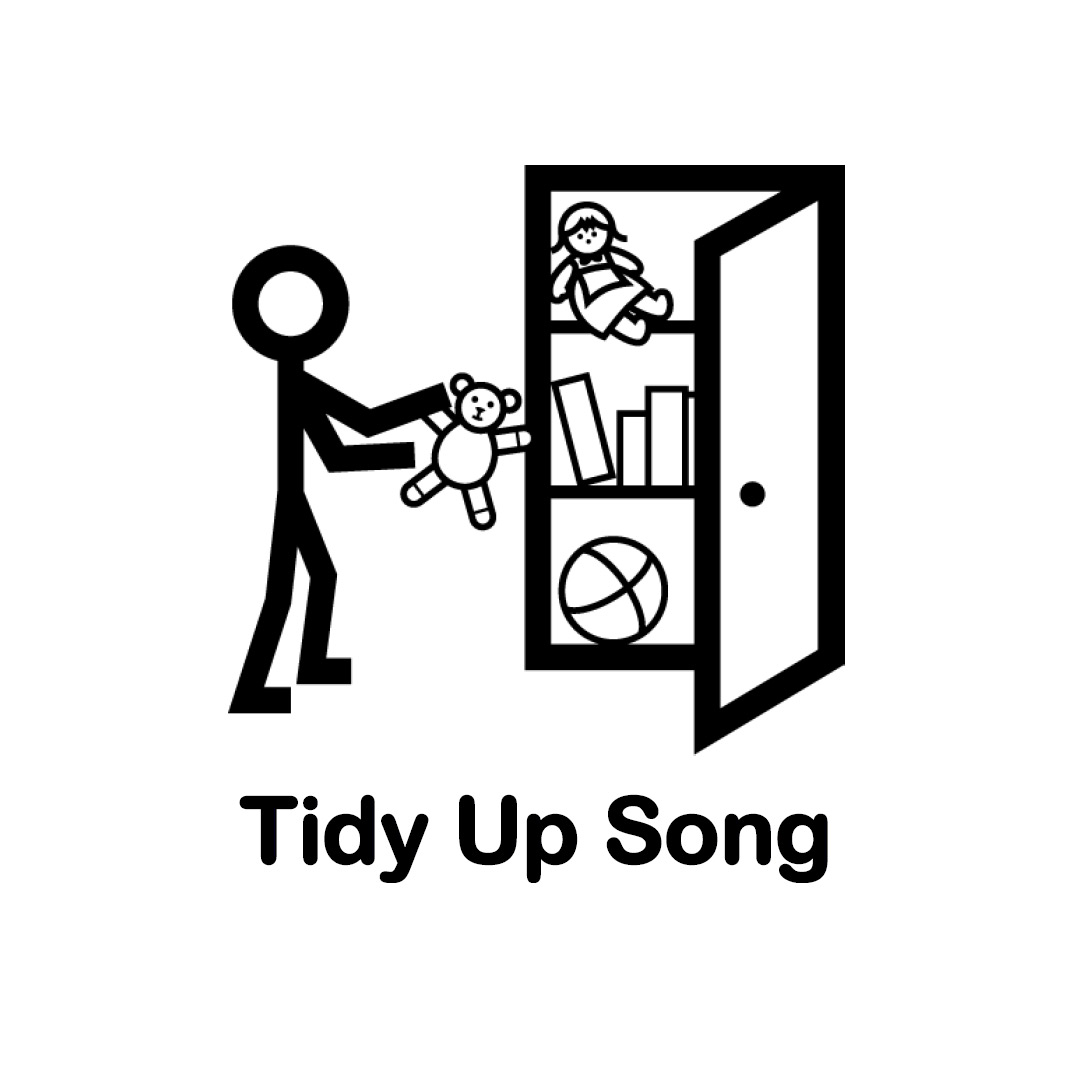 Tidy Up Song Songsheet
