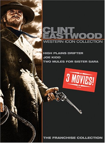 Clint Eastwood Western Icon Collection