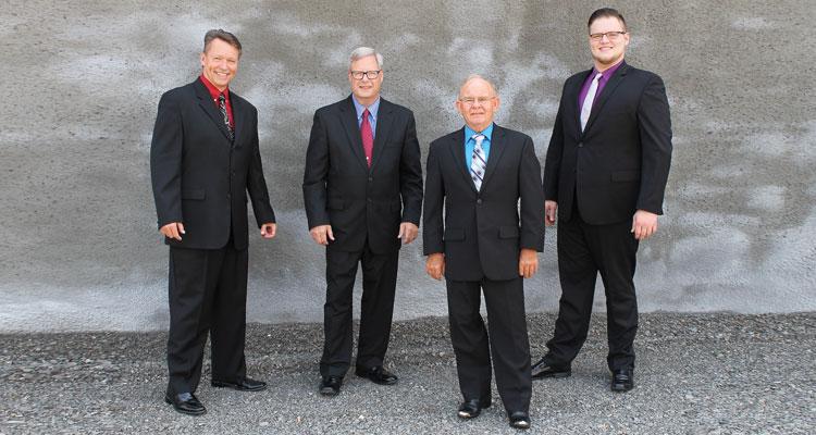 Sojourner Quartet Celebrates 25 Years Of Ministry