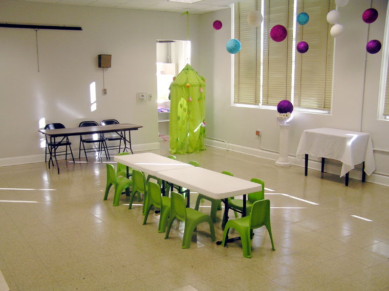 Themed Party Room