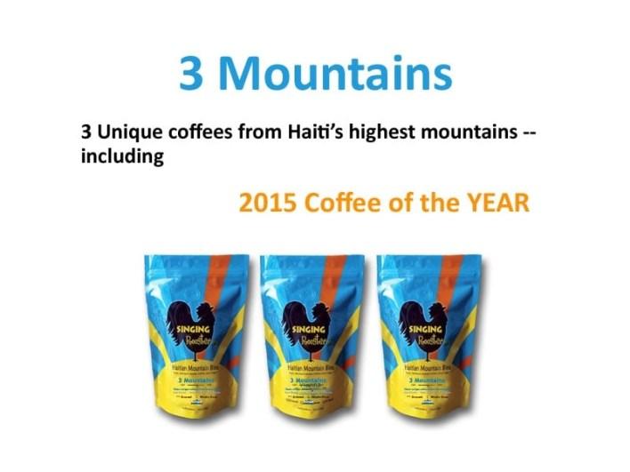 mountains #haitiancoffee
