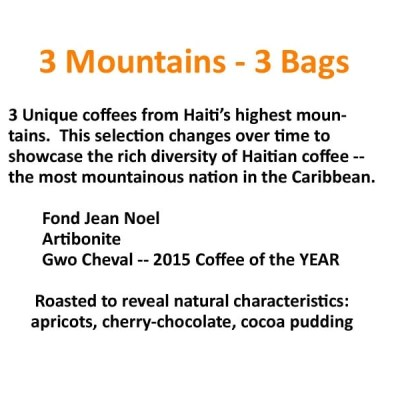 mountains flavors