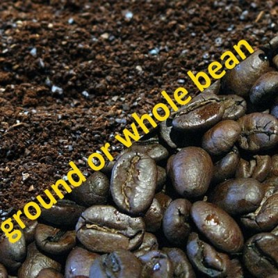 dark ground bean