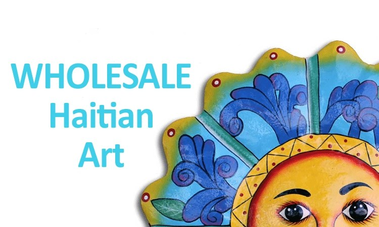 Wholesale Haitian Art